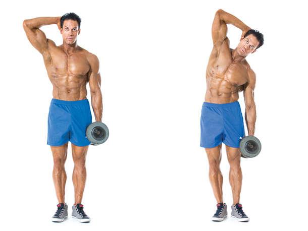 Oblique exercise 2