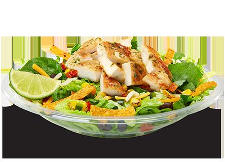 SW grilled salad MC
